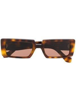Loewe square-frame sunglasses - Brown
