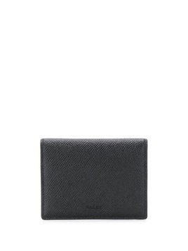 Bally square logo wallet - Black