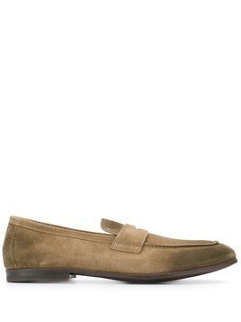 Doucal's classic loafers - Neutrals