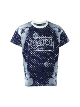 Jean Paul Gaultier Vintage Junior printed T-shirt - Blue