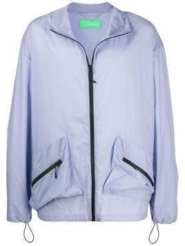 A.A. Spectrum oversized sports jacket - PURPLE