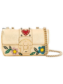 Dolce & Gabbana Lucia shoulder bag - Metallic