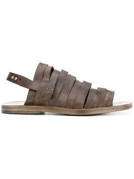 Dimissianos & Miller strappy sandals - Brown