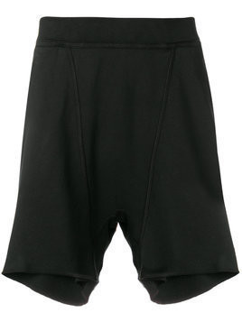 Dsquared2 logo back shorts - Black