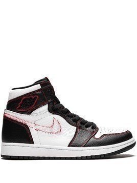 Jordan air jordan 1 high og sneakers - White