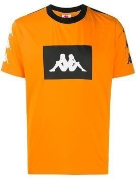 Kappa Authentic Biccia T-shirt - ORANGE
