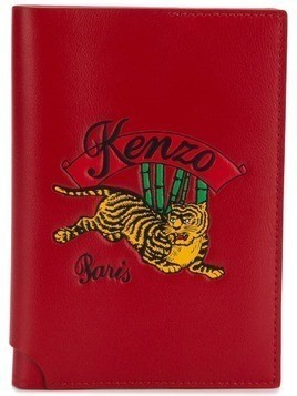 Kenzo embroidered wallet