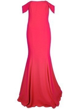 Jay Godfrey evening dress - Pink