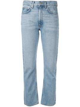 Brock Collection straight cut jeans - Blue