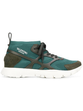 Valentino Valentino Garavani Sound High sneakers - Green