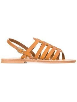 K. Jacques Homer sandals - NEUTRALS