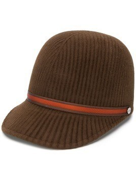 Borsalino Baseball 3D cap - Brown