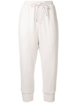 The Upside cropped sweatpants - NEUTRALS