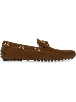 Car Shoe classic driving shoes - Brown