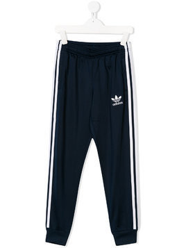 Adidas Kids classic sweatpants - Blue