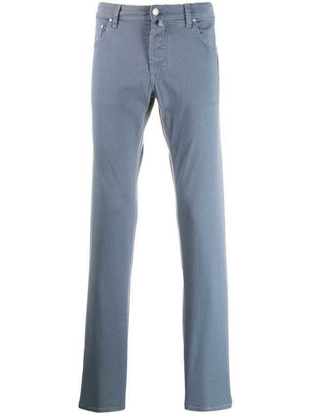 Jacob Cohen classic chinos - Blue