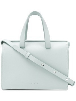 Aesther Ekme mini Barrel tote bag - Grey