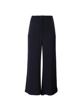 Kristensen Du Nord wide leg trousers - Blue