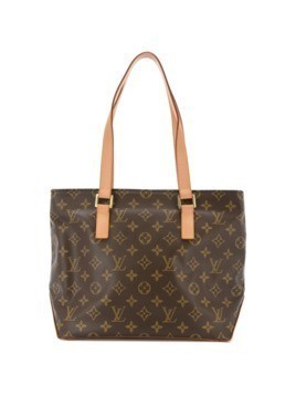 Louis Vuitton Vintage Cabas Piano tote - Brown