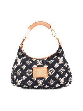 Louis Vuitton Vintage Bulles PM monogram shoulder bag - Black