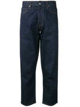 Levi's: Made & Crafted Draft Taper jeans - Blue