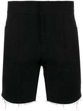 Not Guilty Homme denim shorts - Black