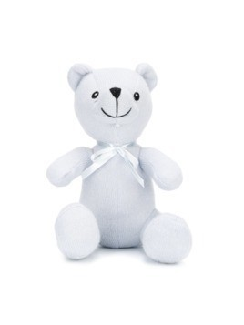 Oscar Et Valentine stuffed teddy bear - Blue