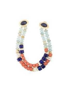 Lizzie Fortunato Jewels Ariel necklace - Blue
