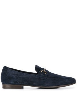 Henderson Baracco buckled loafers - Blue