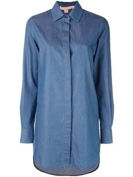 Brock Collection oversized shirt - Blue