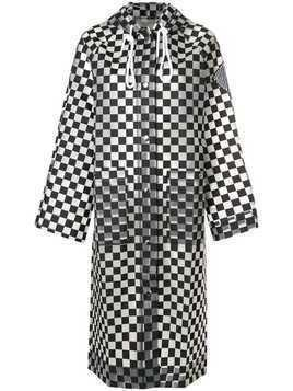 Proenza Schouler PSWL Raincoat - Black