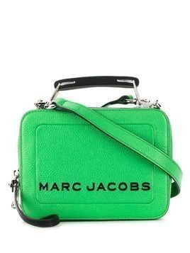 Marc Jacobs printed logo tote bag - Green