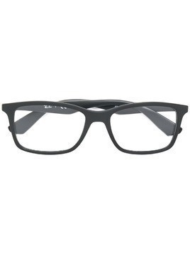 Ray-Ban rectangle frame glasses - Black