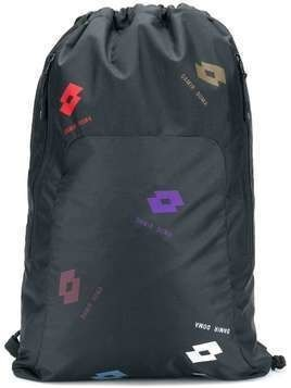 Damir Doma Damir Doma x LOTTO Akseli backpack - Black