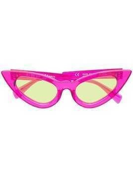 Kuboraum cat eye sunglasses - Pink
