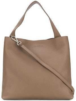 Orciani Soft tote - Brown