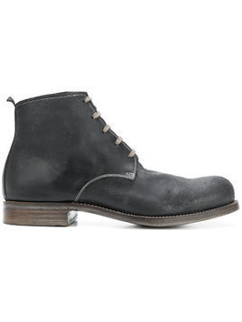 Dimissianos & Miller lace up ankle boots - Grey