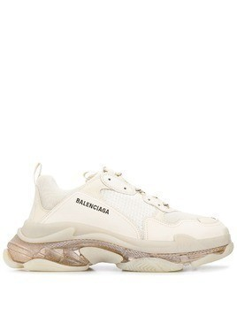 Balenciaga Triple S Clear Sole sneakers - Neutrals