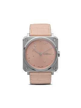 Bell & Ross BR S Pink Diamond Eagle 39mm