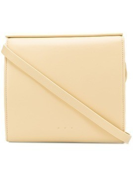Aesther Ekme box clutch bag - Yellow