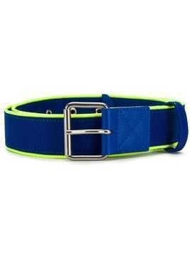 Ader Error contrast trim belt - Blue