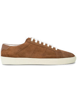 Saint Laurent low-top sneakers - Brown