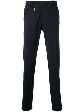 Berwich tailored slim-fit trousers - Blue