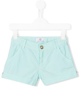 Young Versace casual shorts - Blue