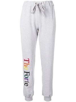 Forte Dei Marmi Couture 'The Forte' track pants - Grey