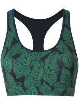 The Upside racer back top - Green