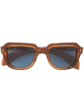 Jacques Marie Mage Taos sunglasses - Brown