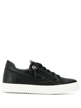 Giuseppe Zanotti Fancy low-top sneakers - Black