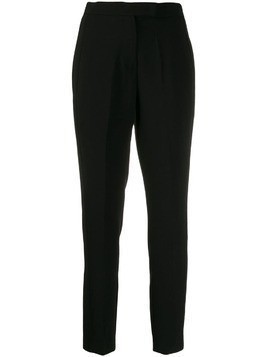 Blanca high waisted trousers - Black