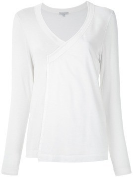 Alcaçuz Justin top - White